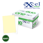 21# 8.5 x 11 Excel One digital/offset  2 PT Reverse CA/WH. 5000 sheets/case