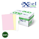 21# 8.5 X 11 Excel One Digital/Offset  3 PT Reverse. PK/CA/WH  5000 sheets/case
