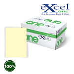 8.5 X 14 Excel One Digital/Offset CANARY CB 5000 sheets/case