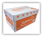 8.5 x 11 20# Supreme Bond Paper 92% Bright  PRICE IS BASED ON WILL CALL ONLY . SEE TERMS