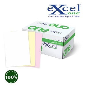 8.5 X 11 Excel One Digital/Offset 3PT Fwd WH/CA/PK 5000 sheets/case