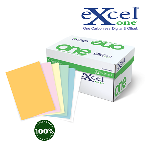 11 X 17 Excel One Digital/Offset 6 PT Rev GD/PK/CA/GN/BLUE/WH 2500 sheets/case