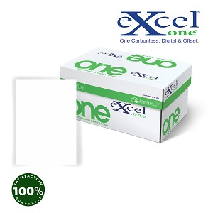 21# 8.5 X 11 Excel One Digital/Offset WH CB 5000 sheets/case
